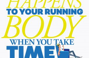 What happens to your running body when you take time out?