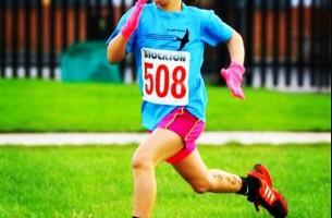 Running with the Girls #juniorrunning